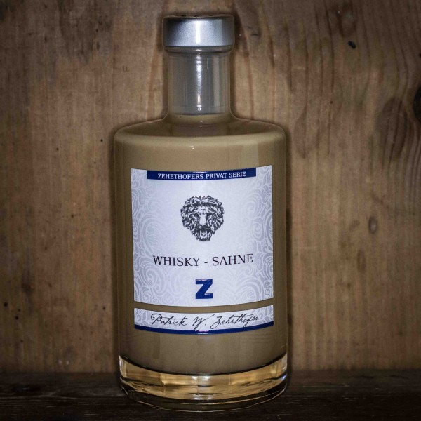 Whiskey-Sahne